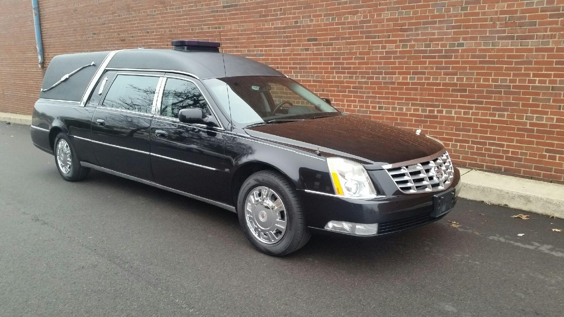 2011 Cadillac Eagle Ultimate Hearse