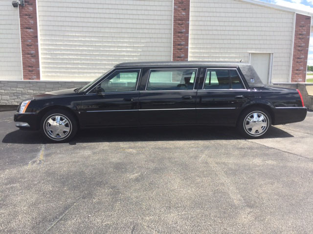 2007 Cadillac S Amp S Presidential 6 Door Limousine
