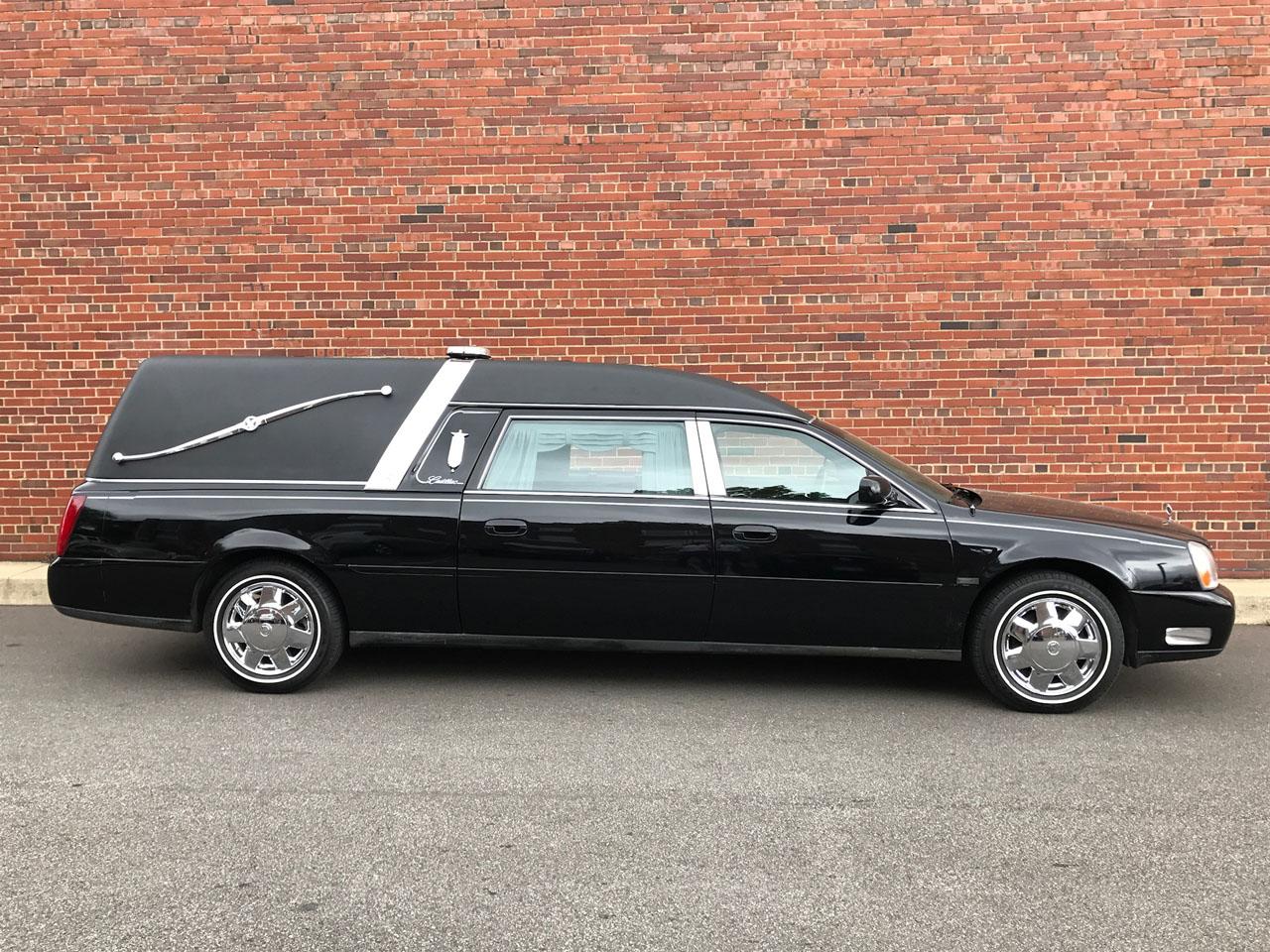 2001 Cadillac Eagle Ultimate Hearse