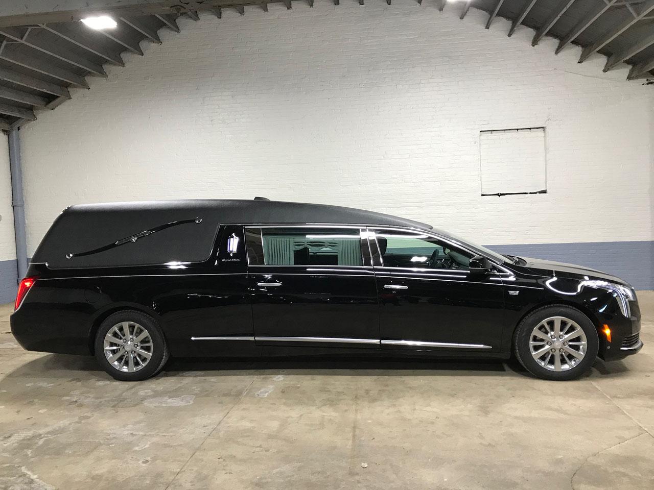 Hearses, Limousines, Vans & Sedan Sales - American Coach Sales