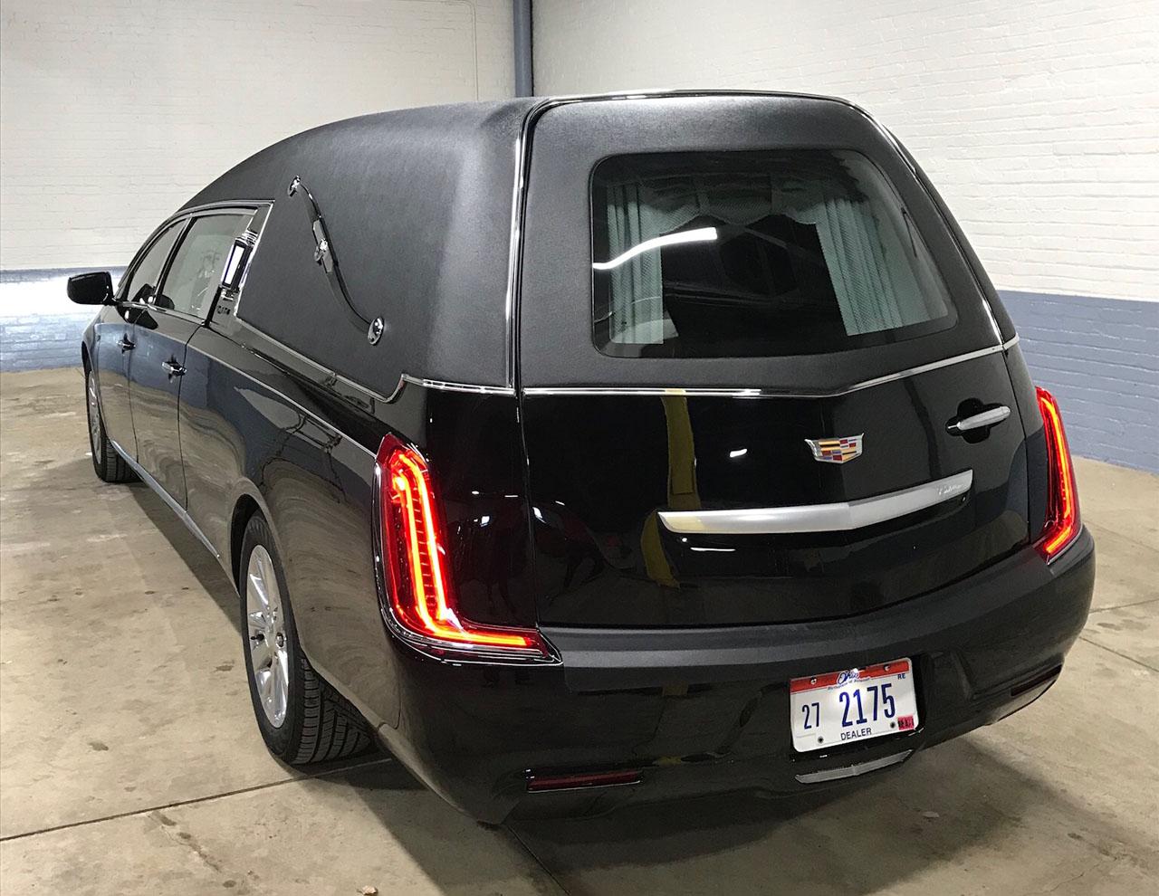 2019 S Amp S Cadillac Medalist Hearse For Sale Near Me