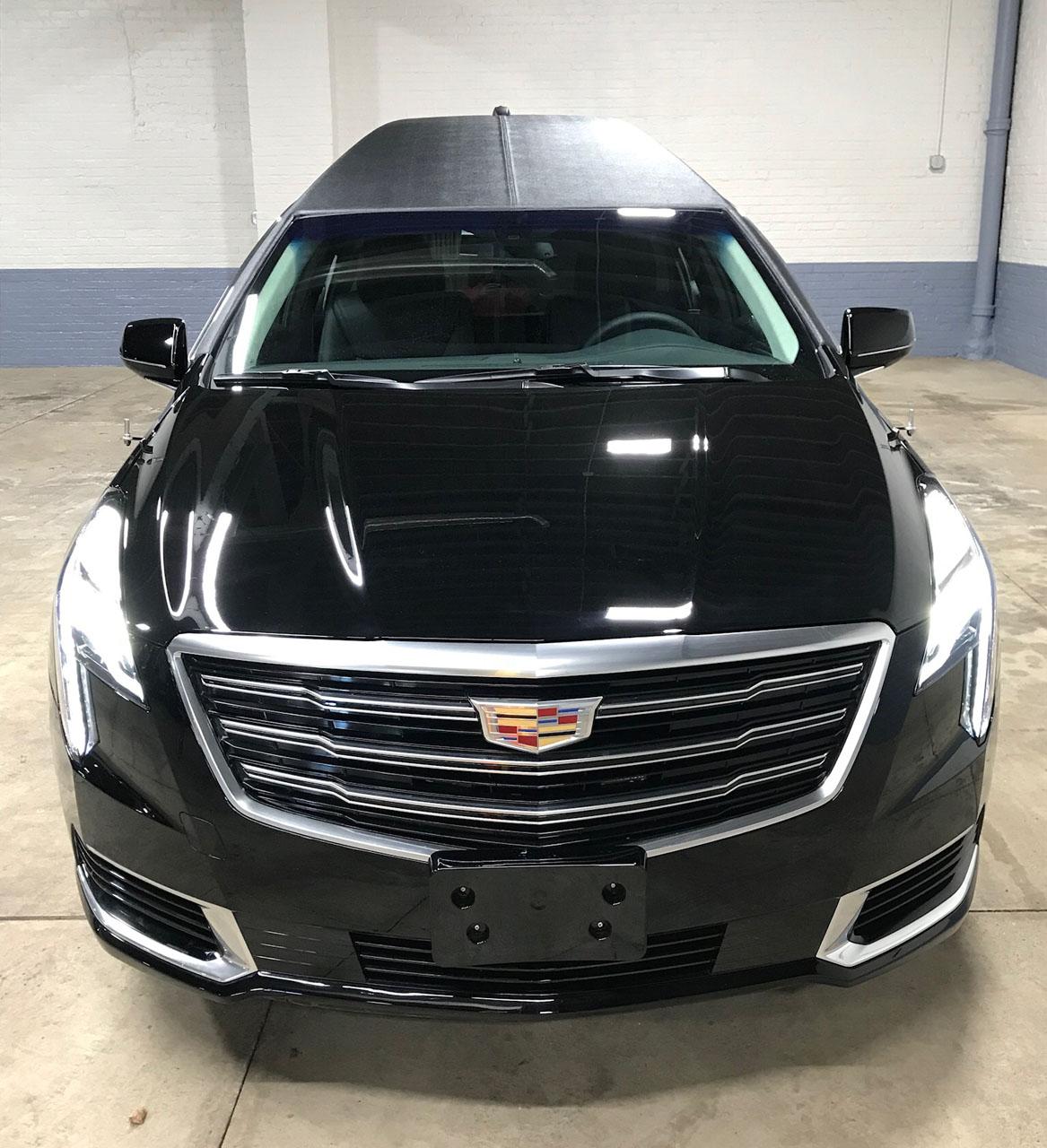2019 Cadillac S&S Medalist Hearse
