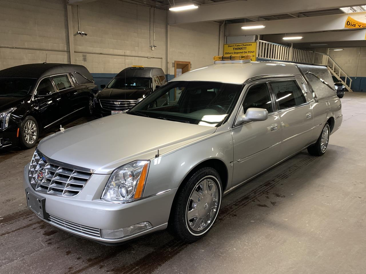 2006 Cadillac Eagle Kingsley Hearse