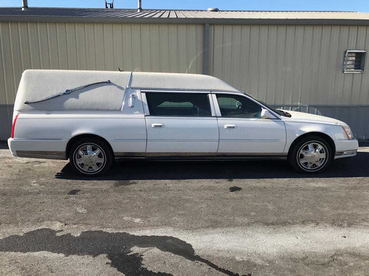 2006 Cadillac Federal Heritage Hearse
