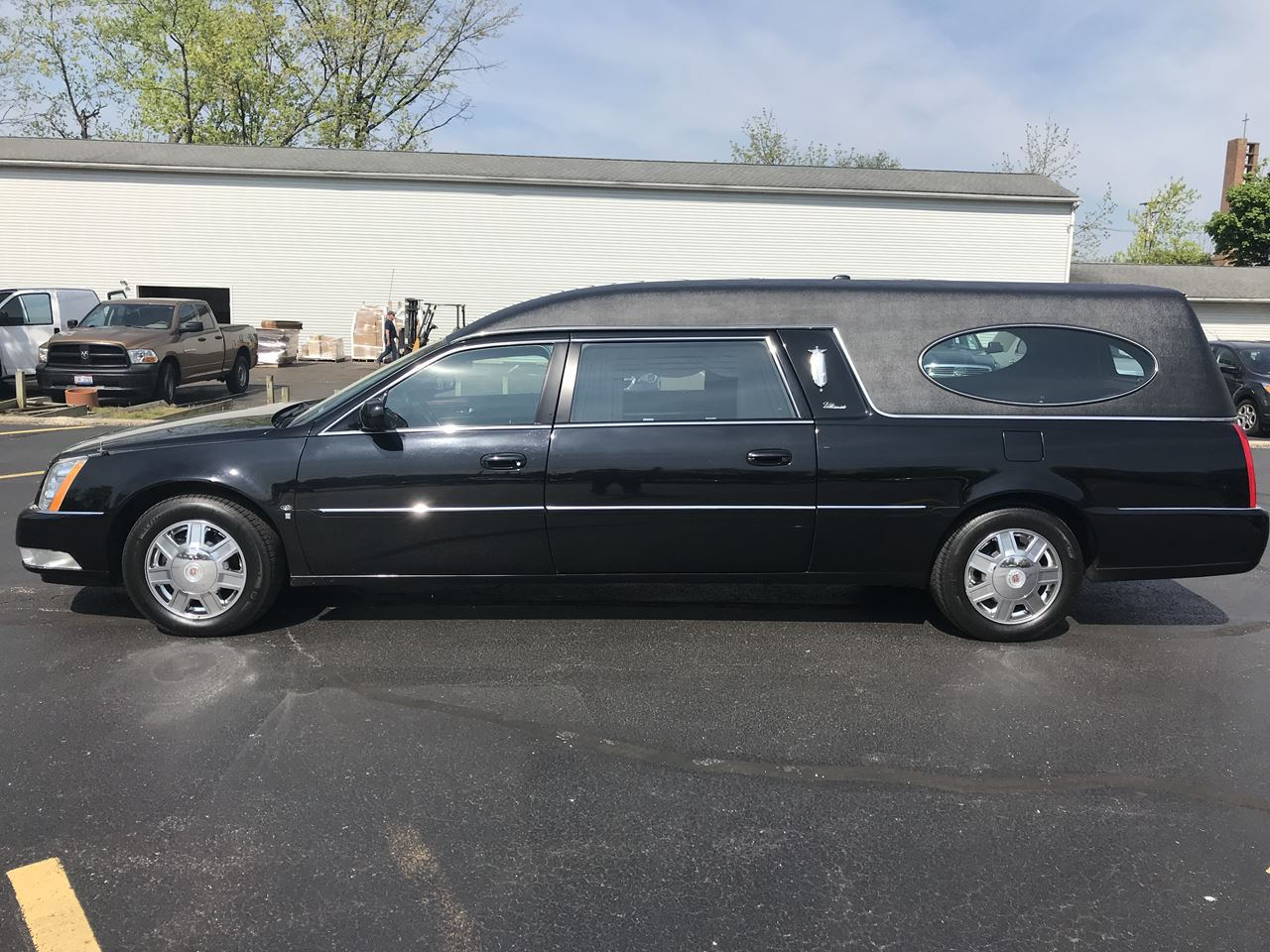 2007 Cadillac Eagle Ultimate Hearse