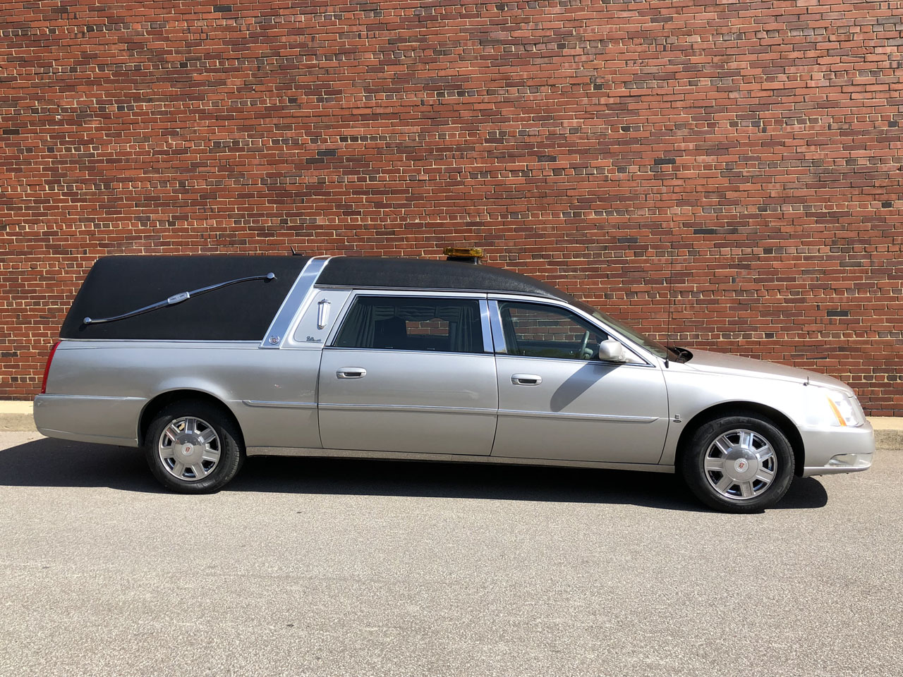 2008 Cadillac Eagle Ultimate Hearse