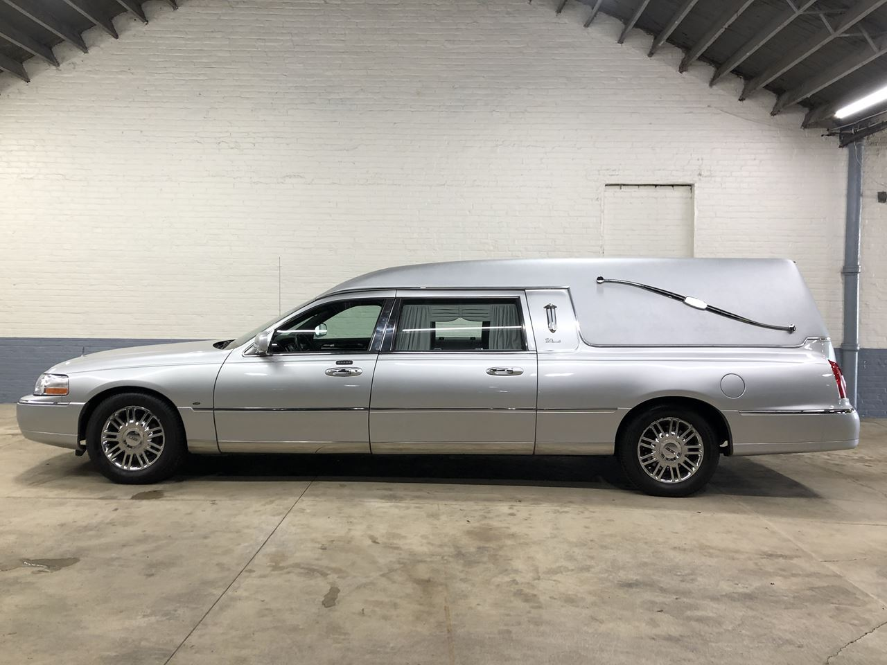 2008 Lincoln Eagle Ultimate Elite Hearse