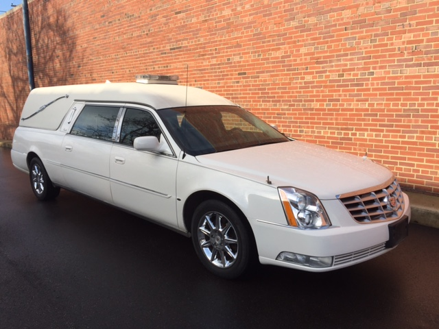 2011 Cadillac Eagle Kingsley Hearse