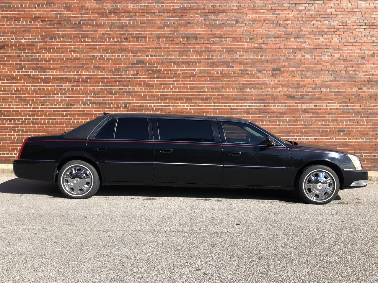 2011 Cadillac Eagle 48'' Six Door Limousine