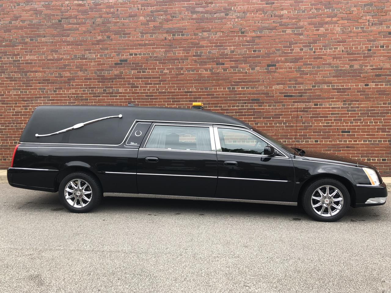 2011 Cadillac Eagle Ultimate Hearse