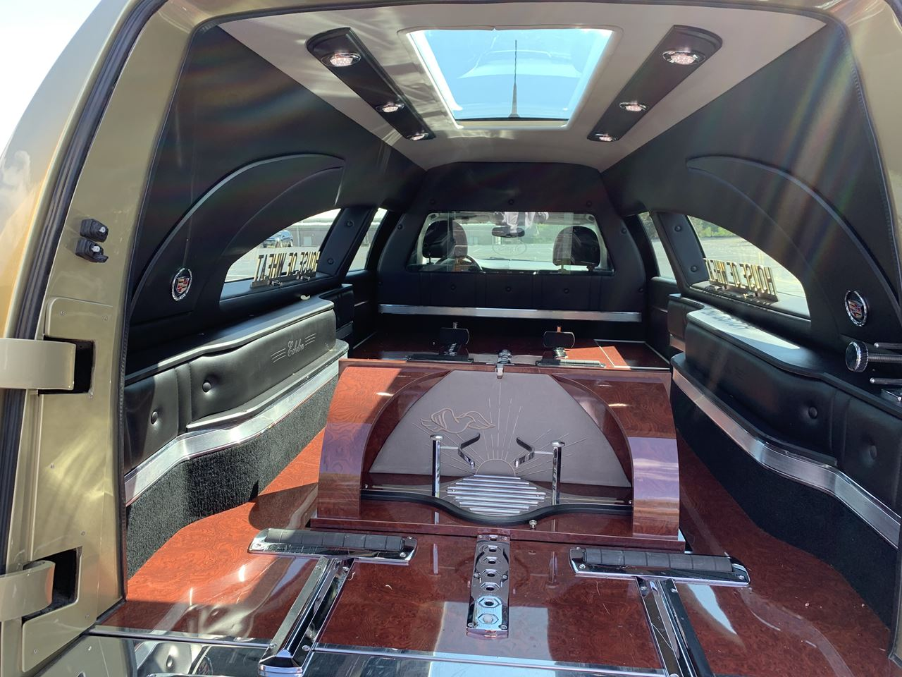 2013 Eagle Cadillac Echelon Hearse For Sale Near Me
