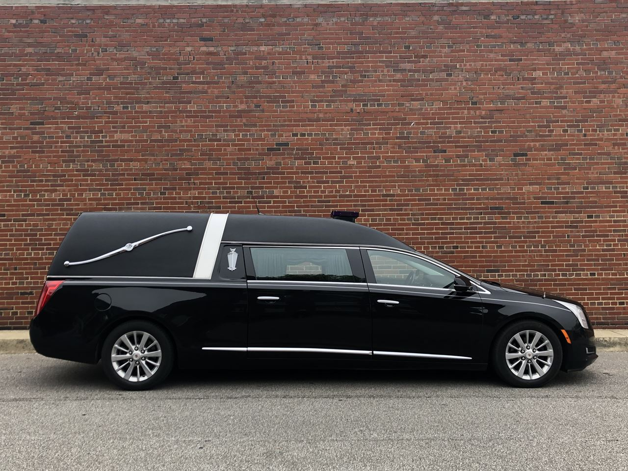 2013 Cadillac Federal Heritage Hearse