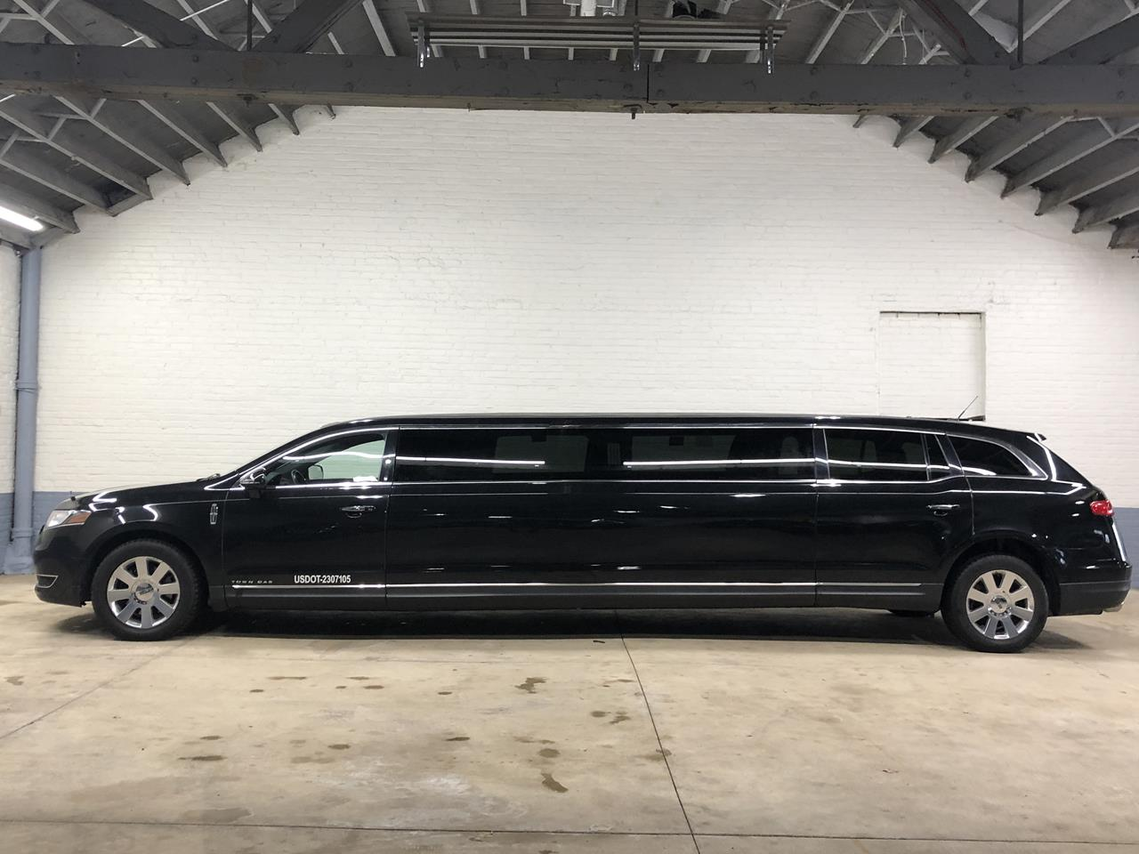 "2013 Lincoln DaBryan 5 Door 120"" Stretch Limousine"