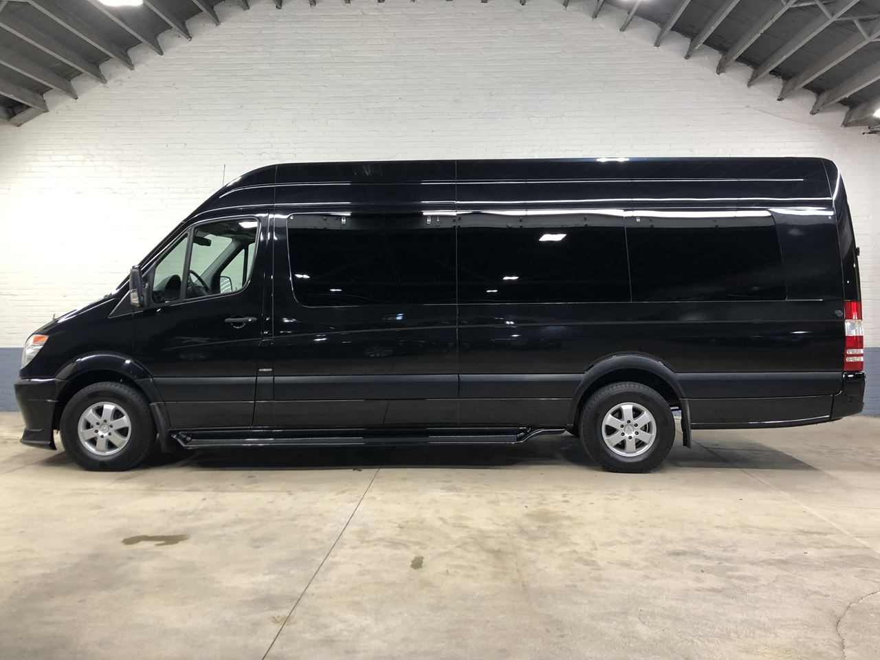 2013 Mercedes Benz Midwest Automotive Designs Sprinter Limousine Limousine