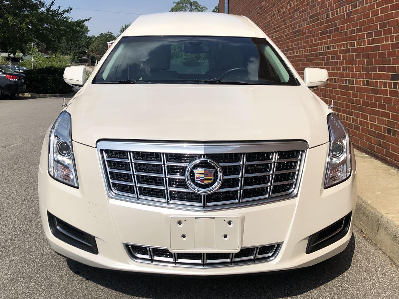 2014 Cadillac Eagle Echelon Hearse