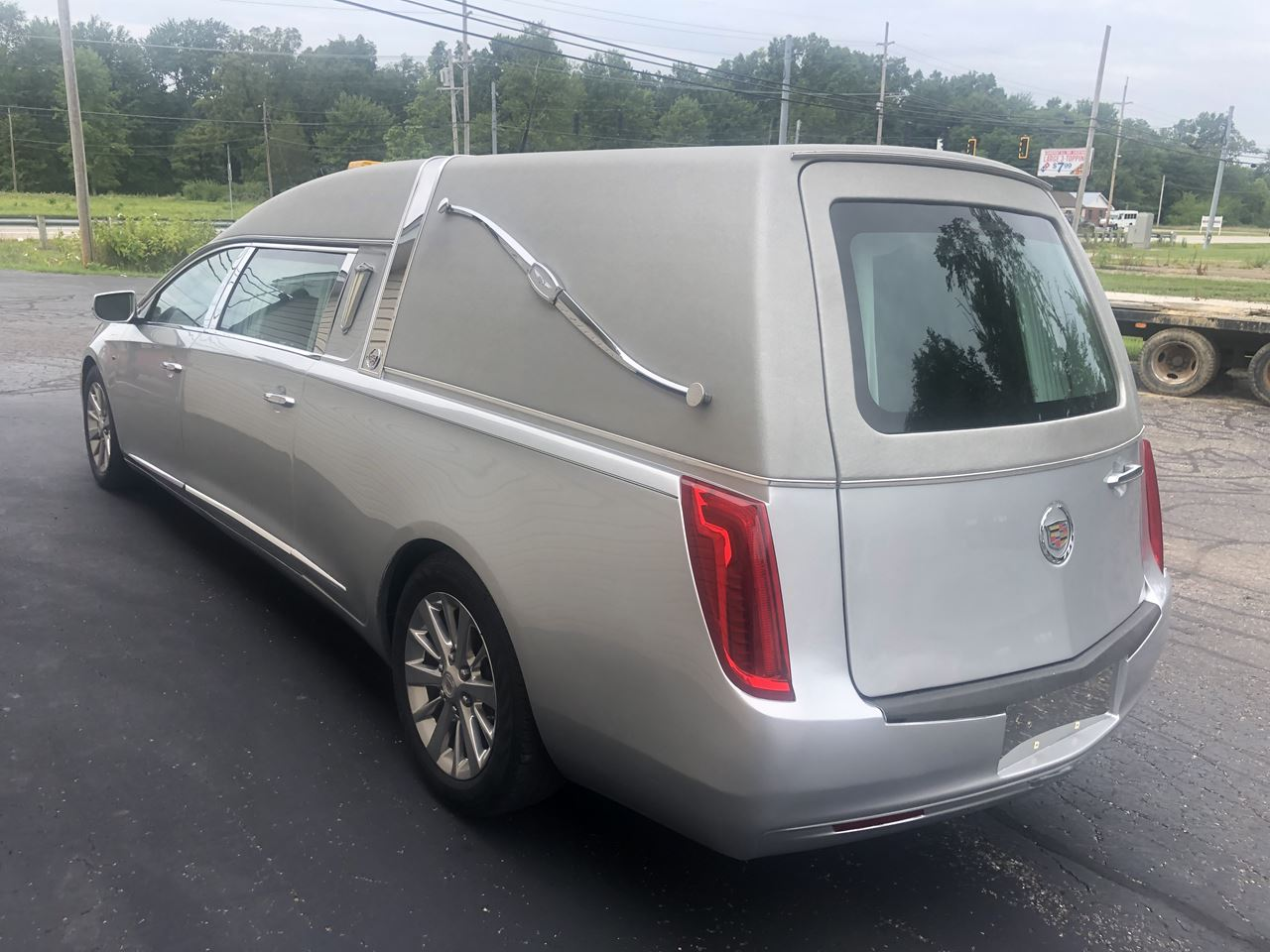 2014 Cadillac Eagle Ultimate Hearse 21 6