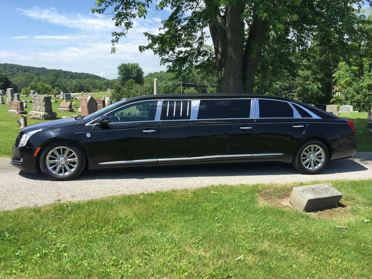 2014 Cadillac Federal 70 Stretch Limousine