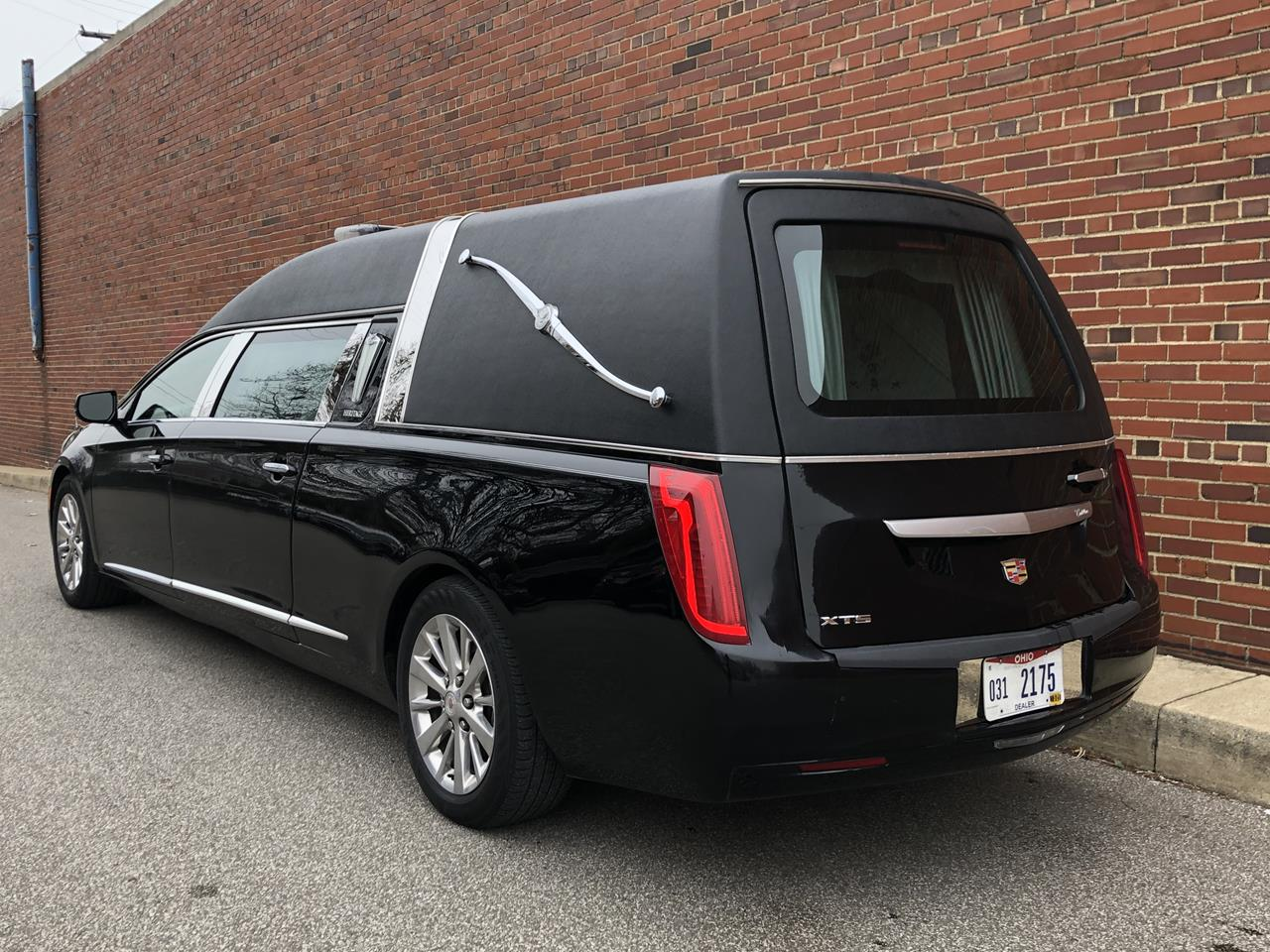 2014 Federal Cadillac Heritage Hearse For Sale Near Me