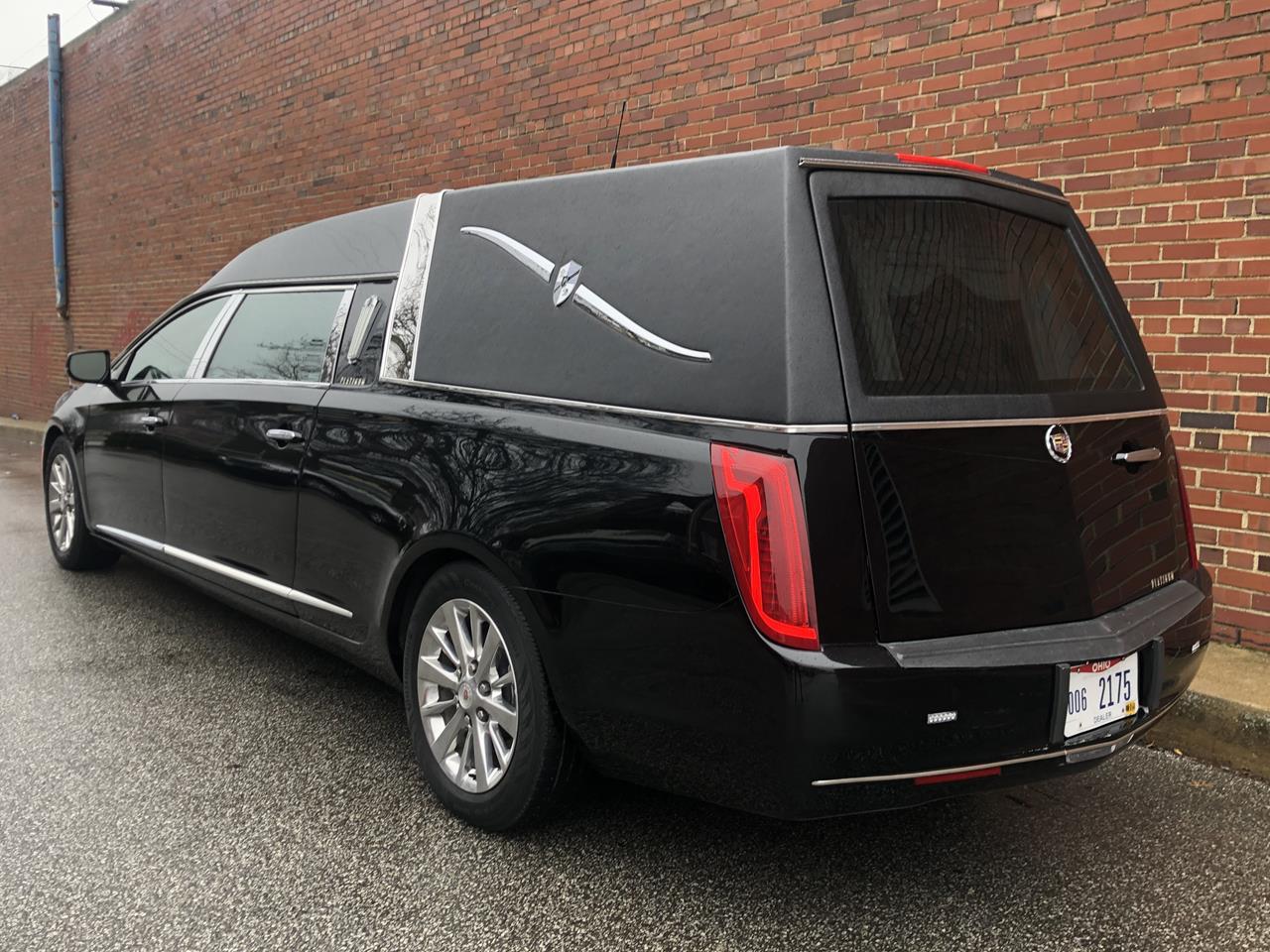 2014 Platinum Cadillac Phoenix Hearse For Sale Near Me
