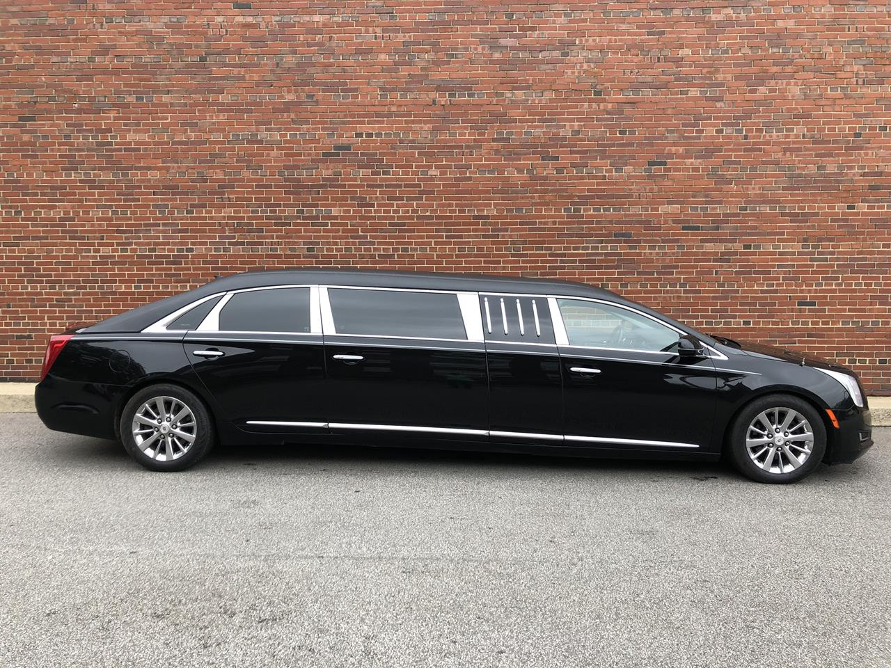 "2014 Cadillac Eagle 70"" Stretch Limousine"