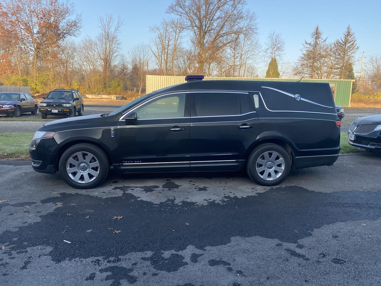2014 Lincoln MK Town Car Coach Hearse