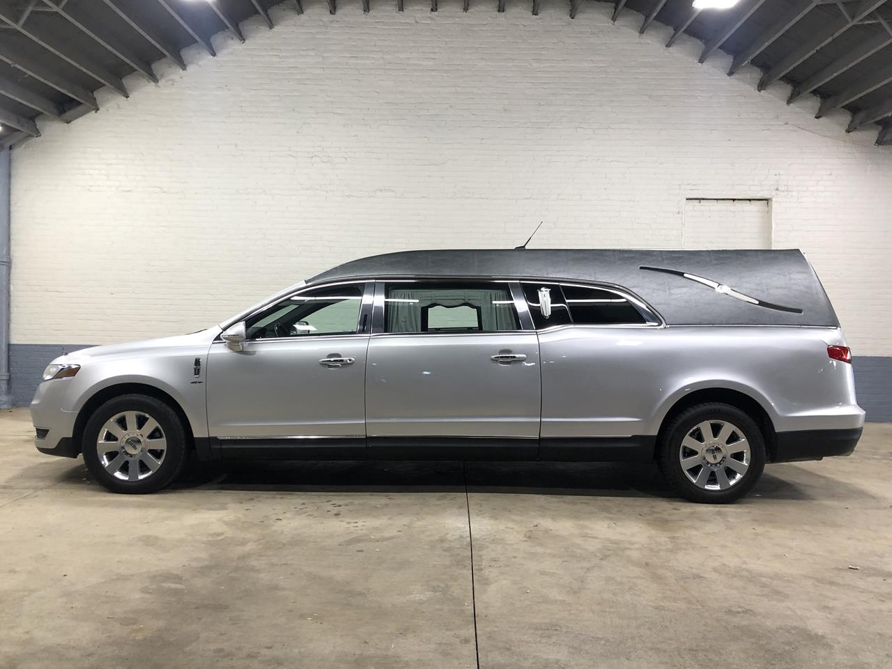2014 Lincoln Eagle ICON Hearse
