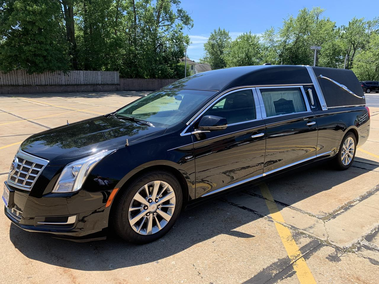 2015 Cadillac Eagle Ultimate Hearse