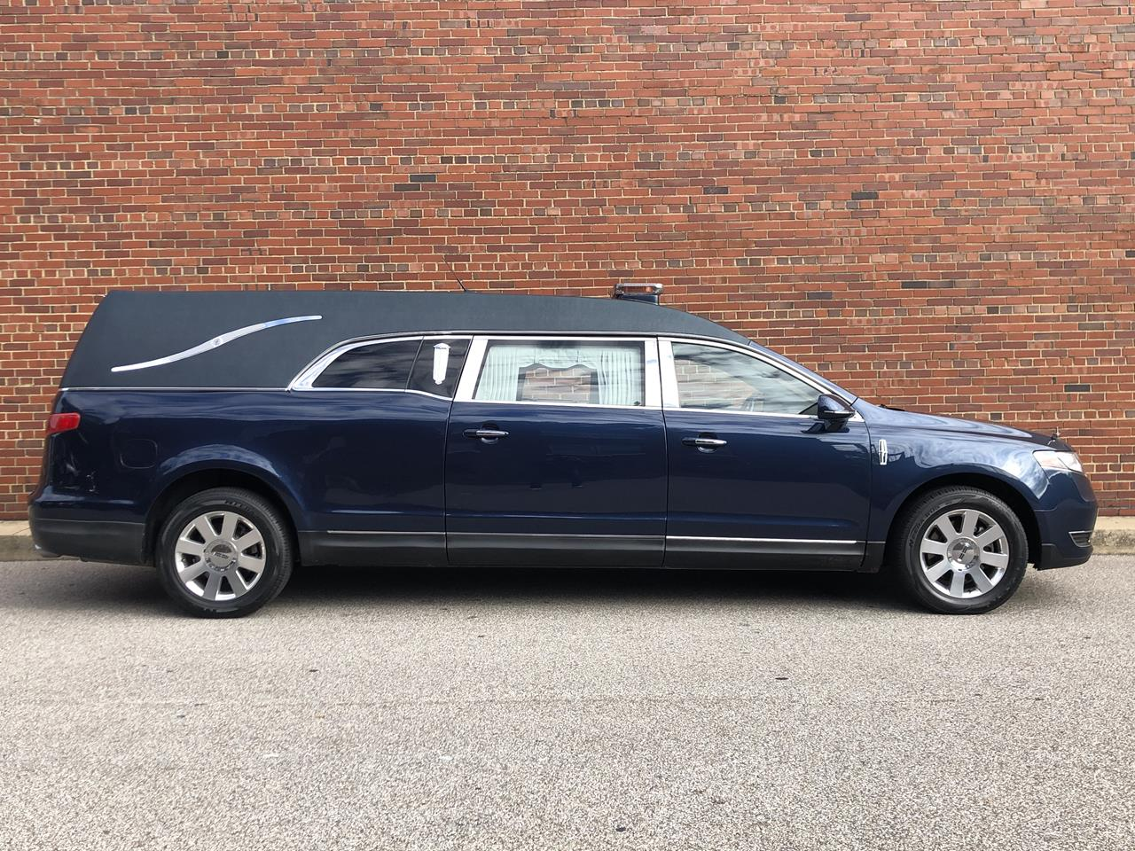2015 Lincoln Eagle ICON Hearse