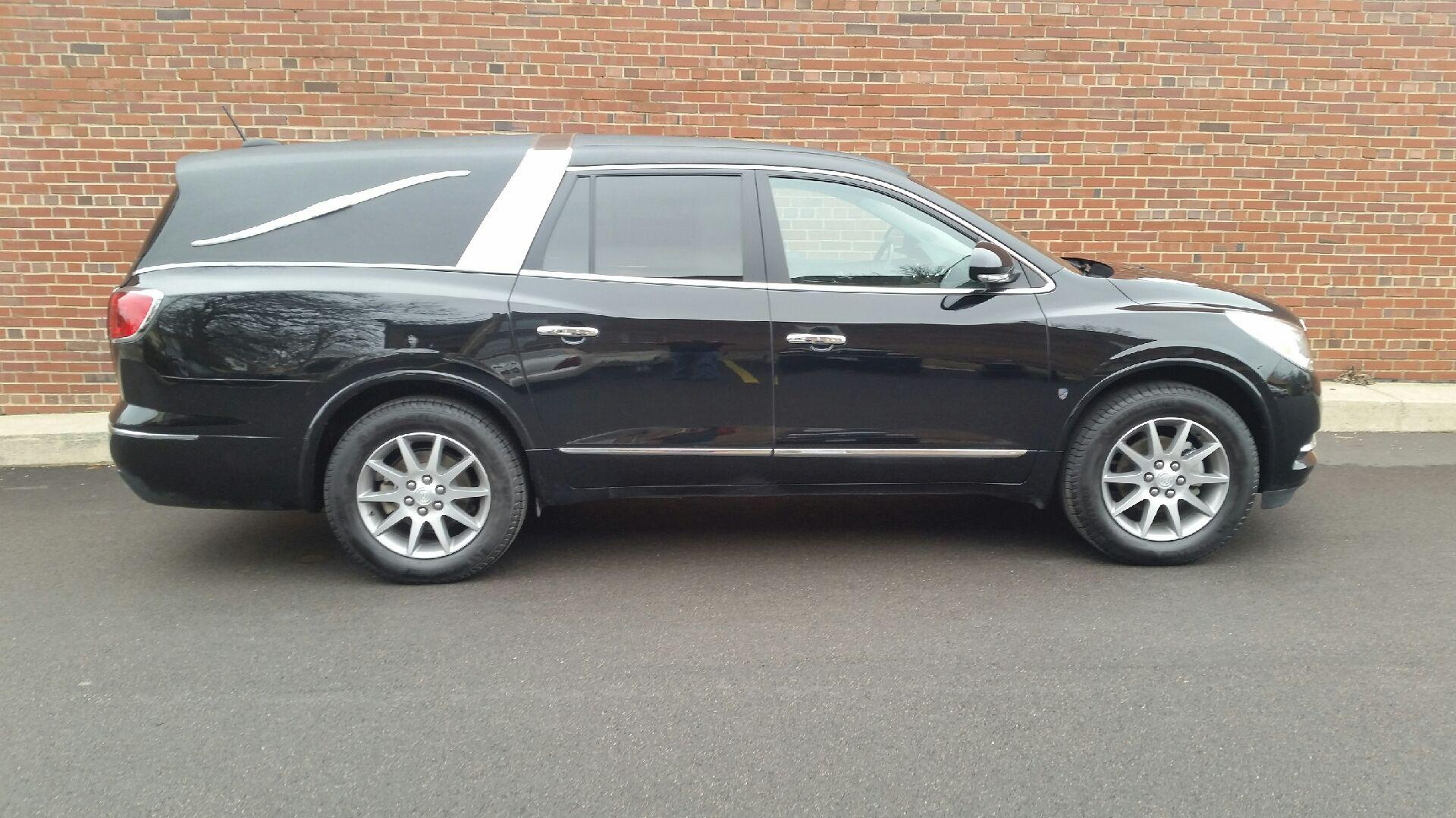 New Buick Enclave Cleveland >> 2017 Buick K2 Vintage Hearse