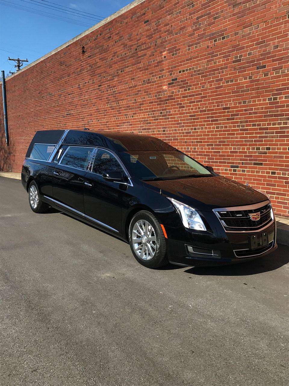 2017 Cadillac Platinum Phoenix R Hearse