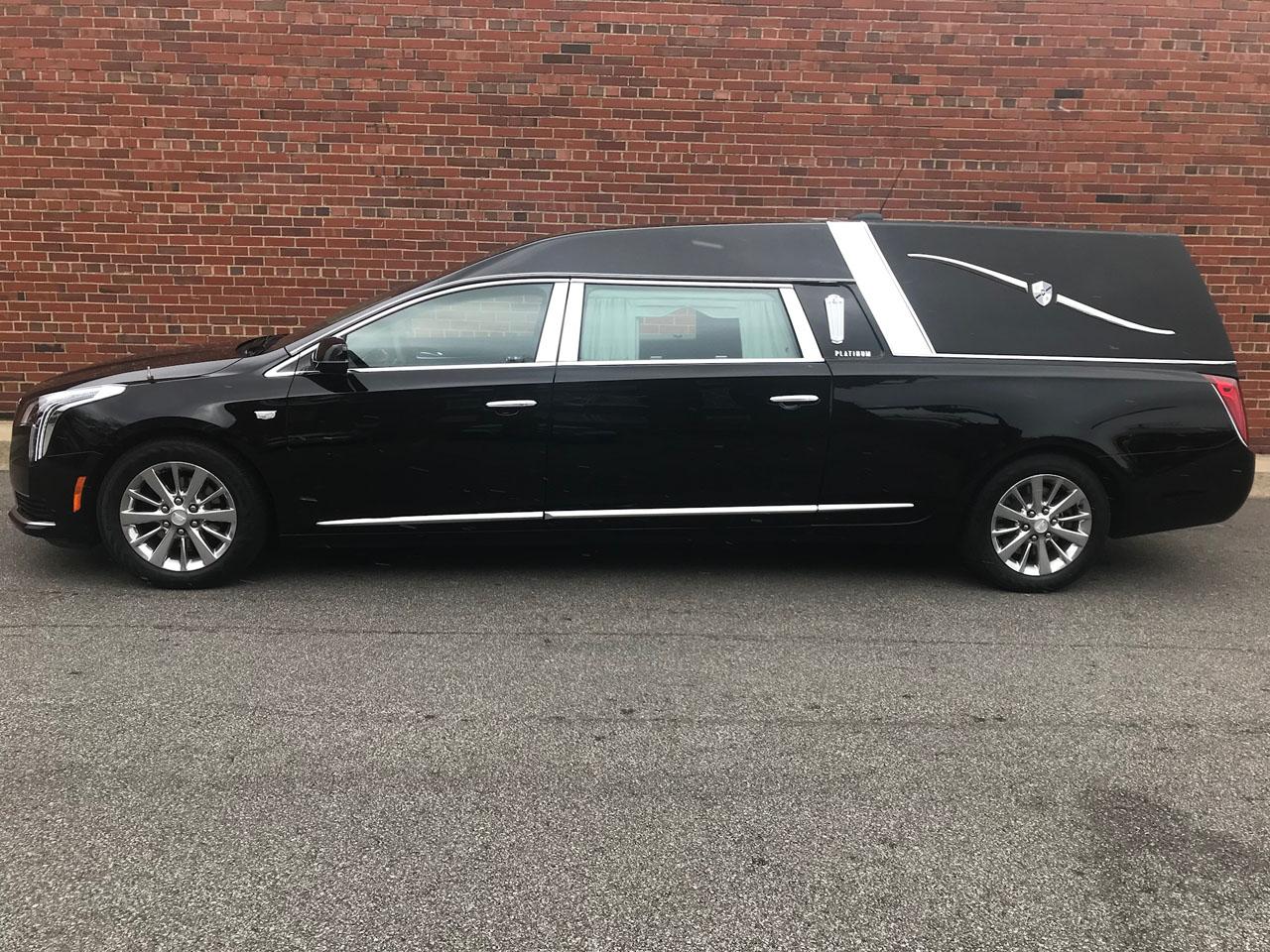 2018 Cadillac Platinum Phoenix Hearse