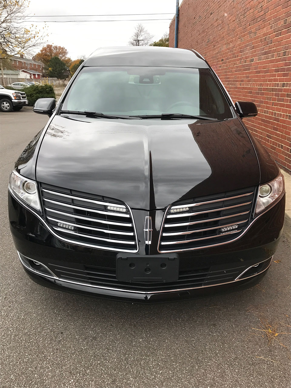 2019 Lincoln Mk Grand Legacy Limited Hearse