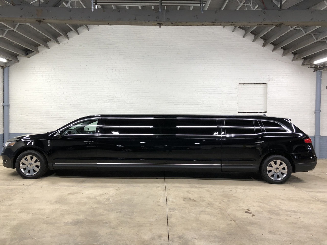 "2018 Lincoln Royale Coach 120"" Stretch  Limousine"