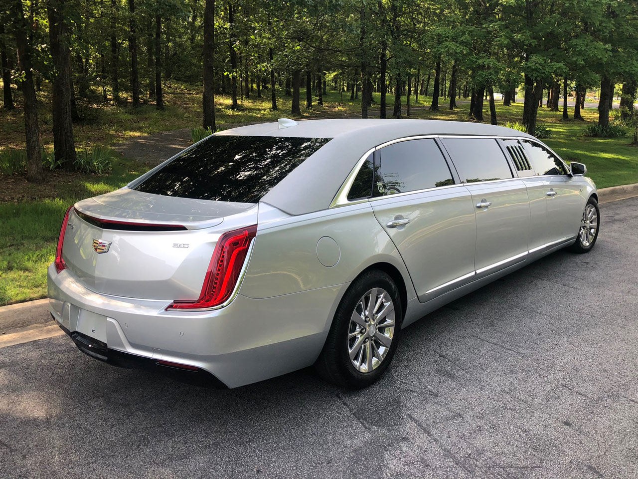 2019 Armbruster Stageway Cadillac 70 Stretch Limousine 13