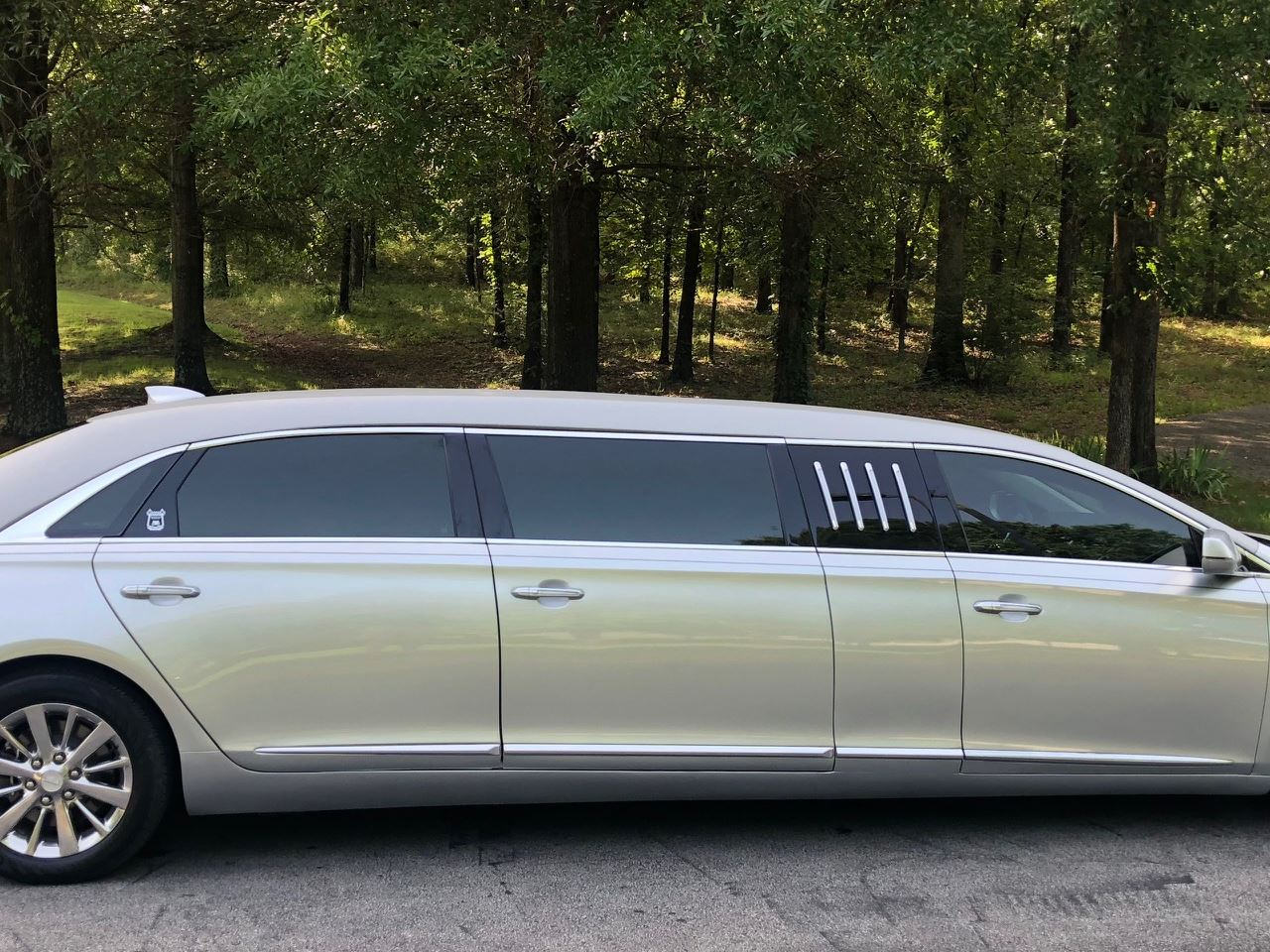 2019 Armbruster Stageway Cadillac 70 Stretch Limousine 4