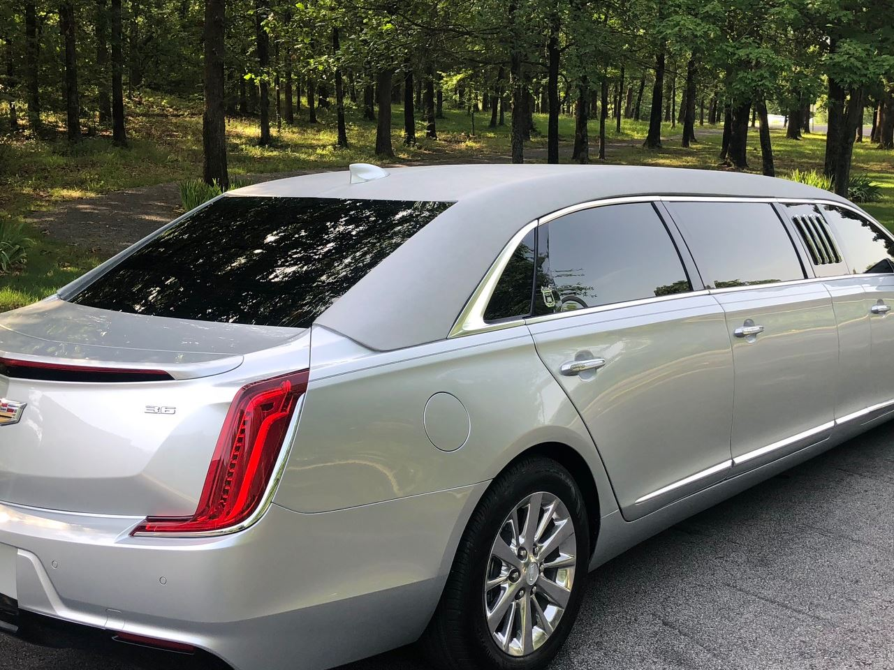 2019 Armbruster Stageway Cadillac 70 Stretch Limousine 5