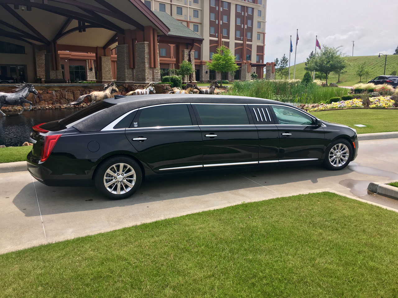 2019 Armbruster Stageway Cadillac 70 Stretch Limousine 8