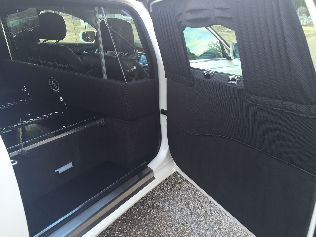 2019 Armbruster Stageway Cadillac Crown Landau Traditional Hearse 5