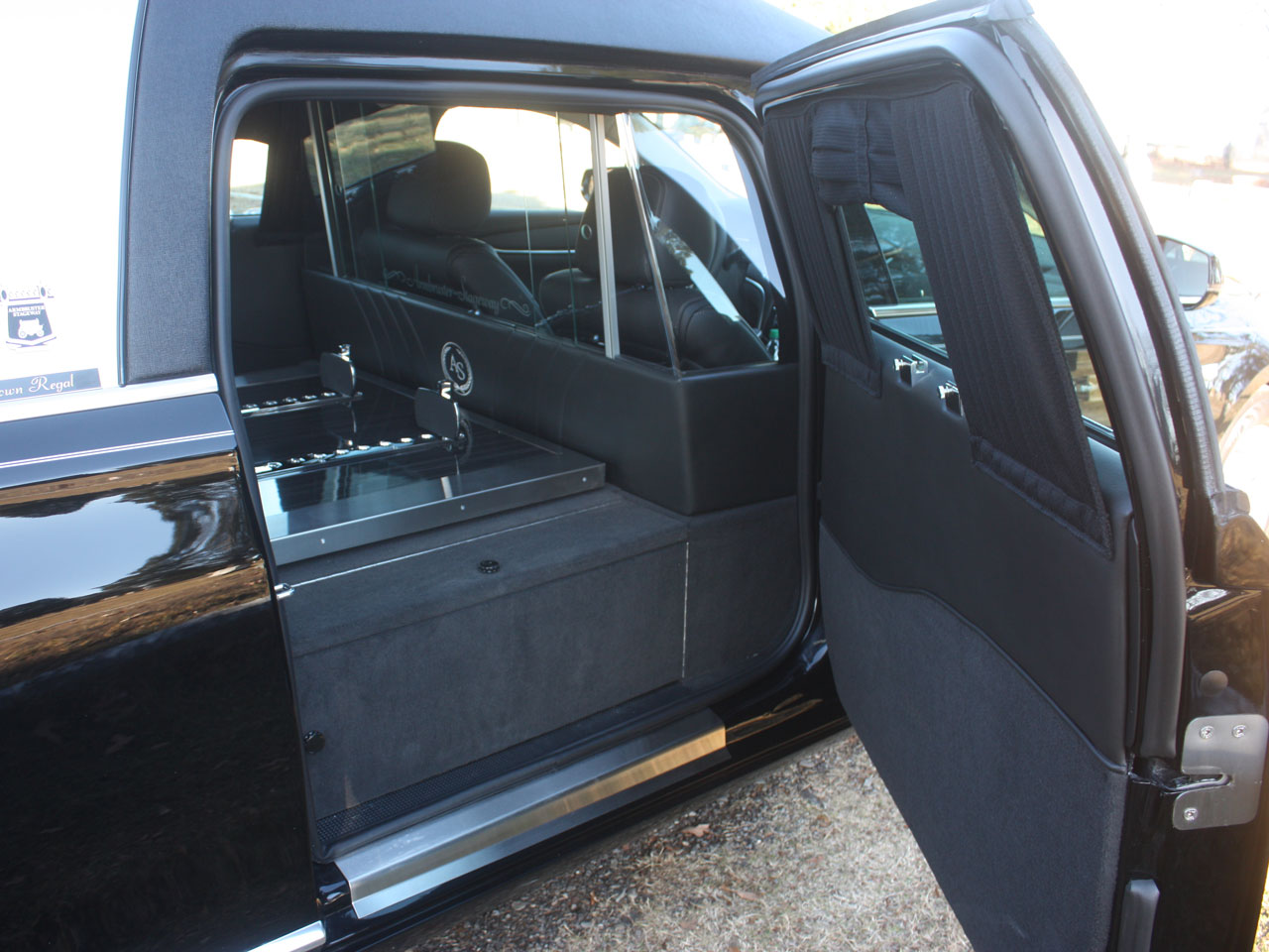2019 Armbruster Stageway Cadillac Crown Regal Hearse 1