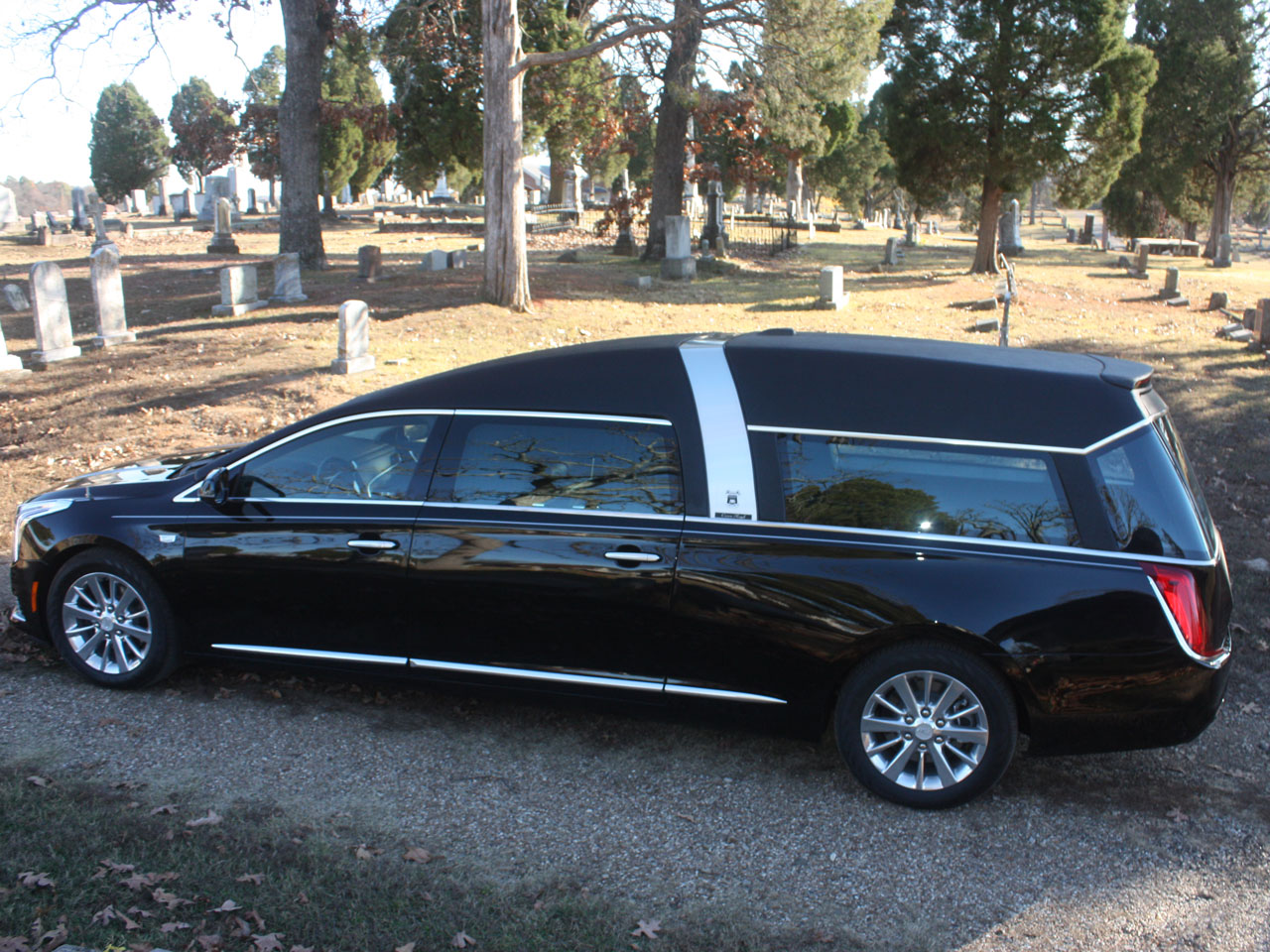 2019 Armbruster Stageway Cadillac Crown Regal Hearse 8