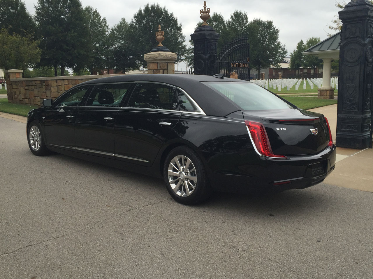 2019 Armbruster Stageway Cadillac L6 52 Stretch Limousine 10