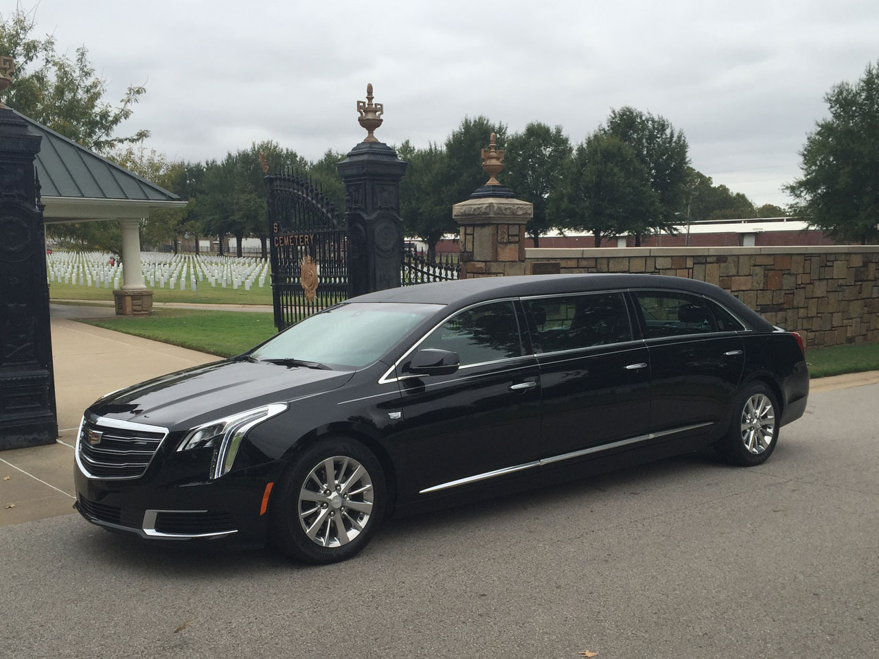 2019 Armbruster Stageway Cadillac L6 52 Stretch Limousine 11