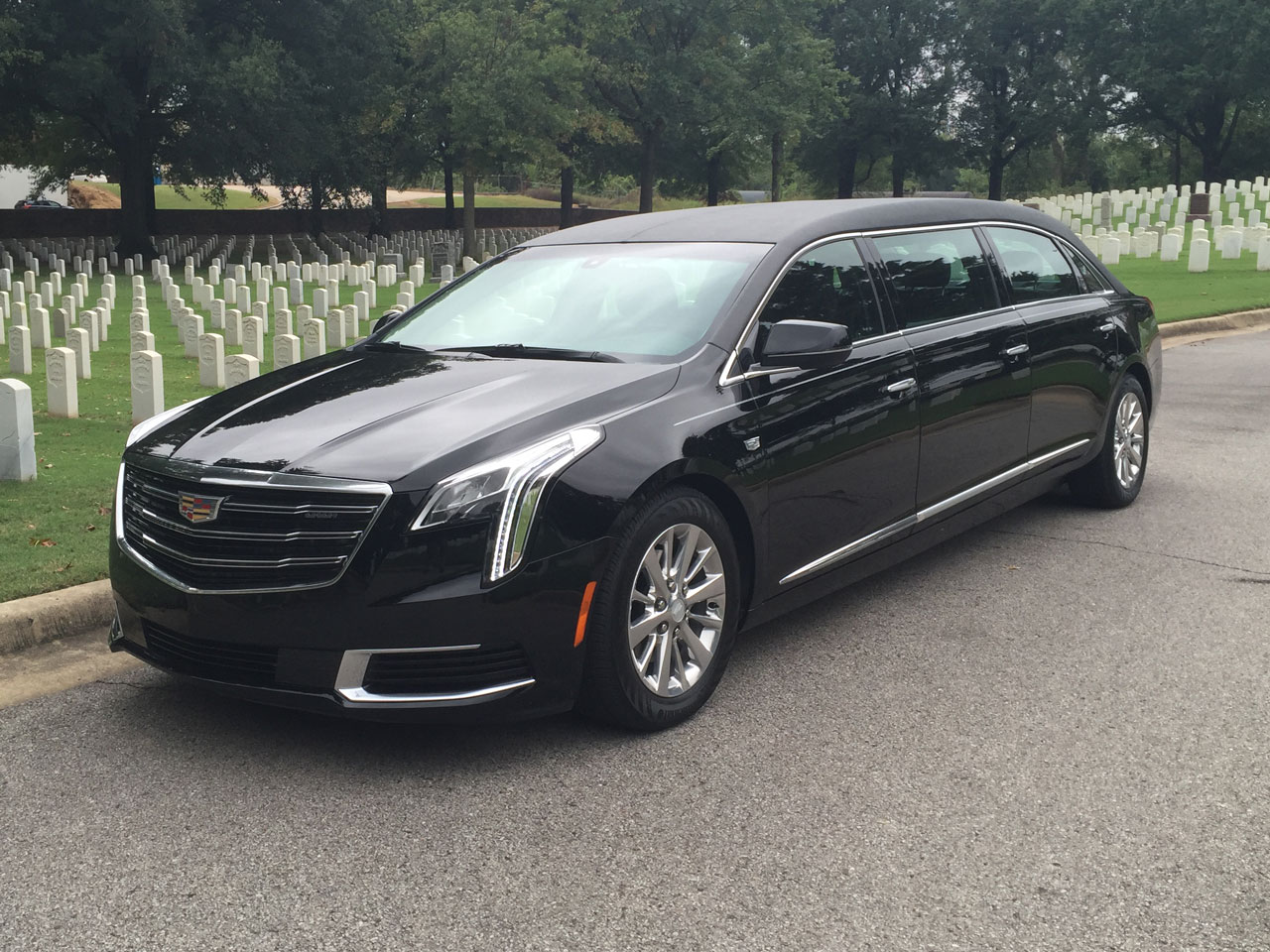 2019 Armbruster Stageway Cadillac L6 52 Stretch Limousine 14