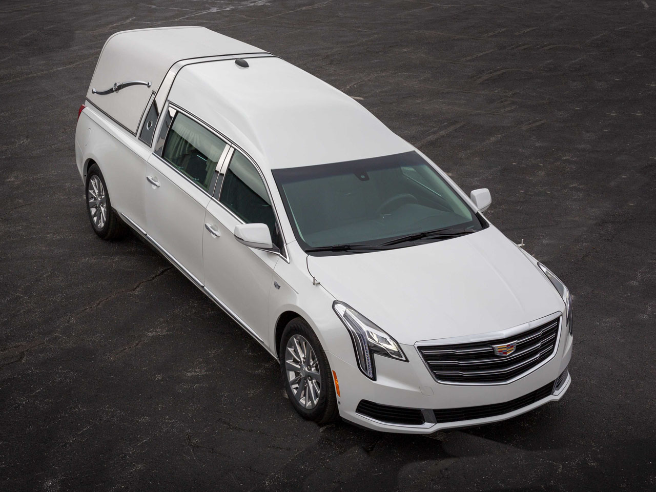 2019 Cadillac Crown Sovereign Hearse 1