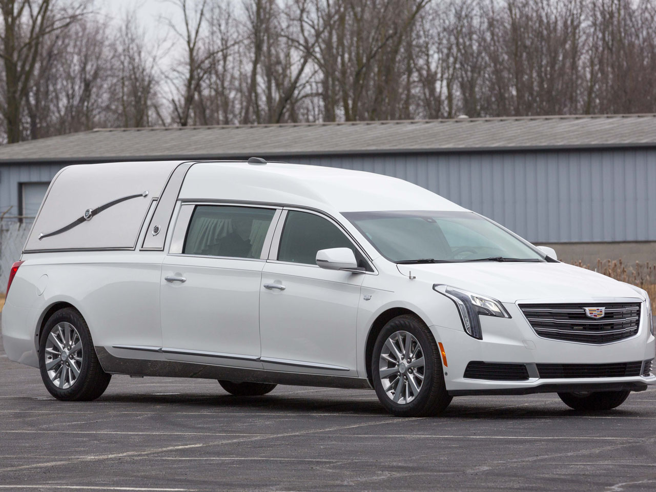 2019 Cadillac Crown Sovereign Hearse 3