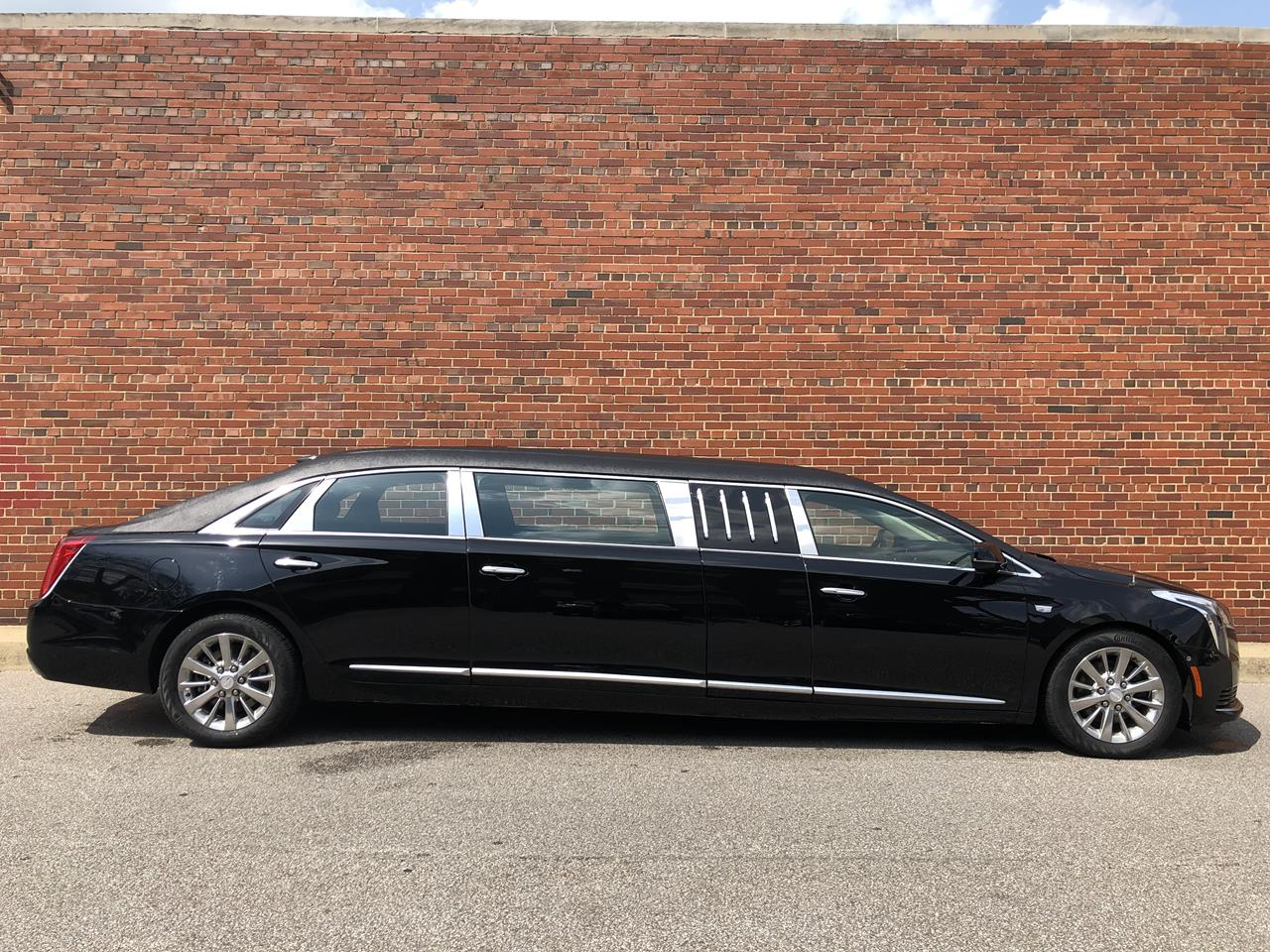 2019 Cadillac Eagle 70'' Six Door Limousine