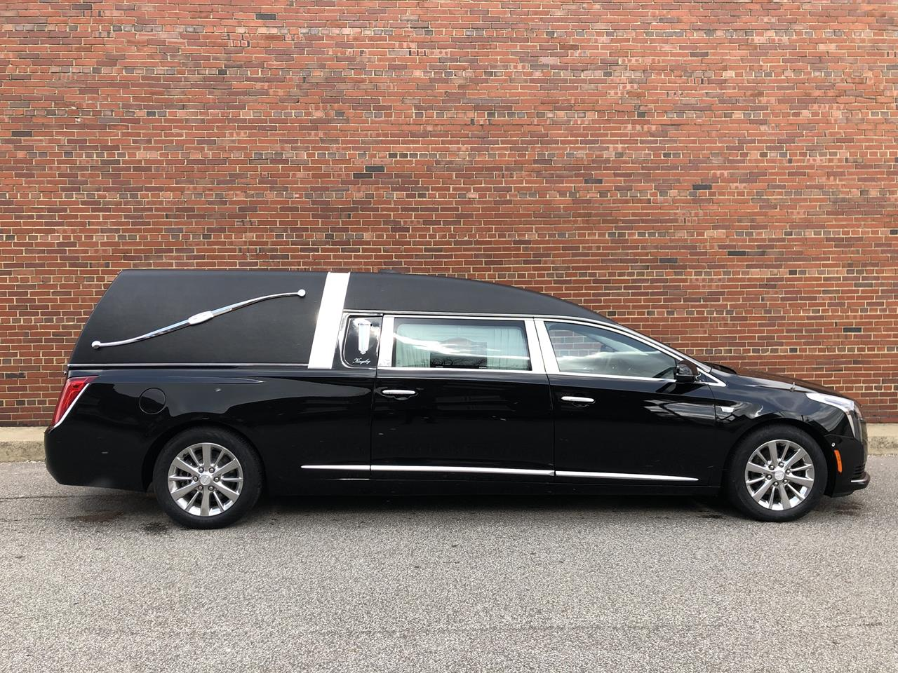 2019 Cadillac Eagle Kingsley Hearse
