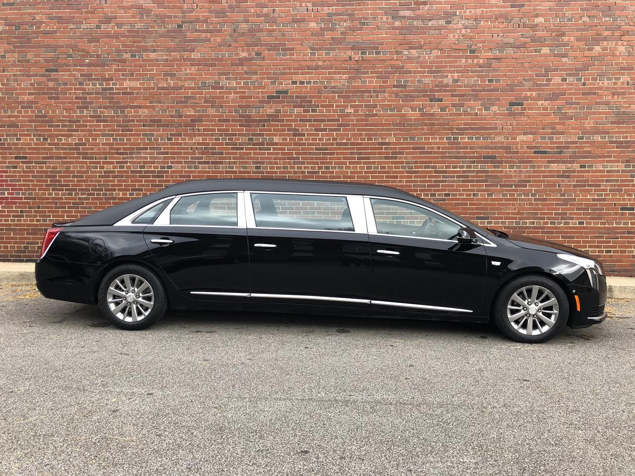 2019 Cadillac Eagle Regency 48'' Raised Roof Limousine