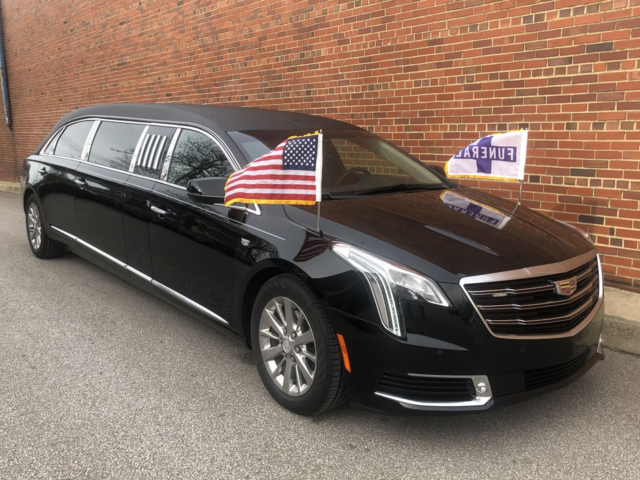 2019 Cadillac SS 70 Stretch Limousine 402 18