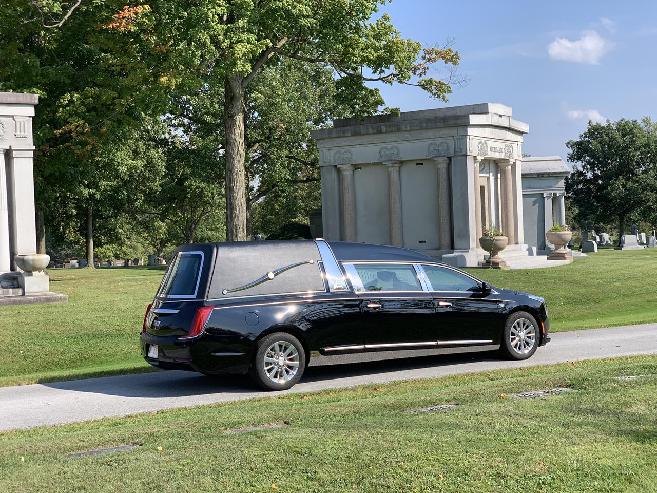 2019 Cadillac Superior Crown Sovereign Hearse